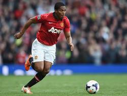Antonio Valencia wird auch weiter für Manchester United spielen