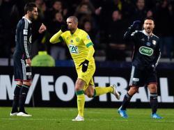 Vincent Bessat schießt Lyon ab