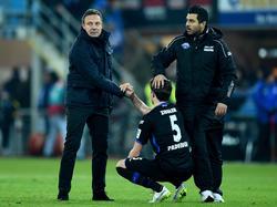Große Enttäuschung beim SC Paderborn
