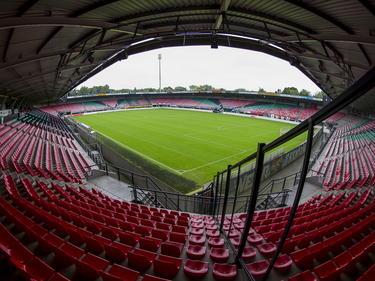 NEC Nijmegen stadion de Goffert. (15-07-2014)