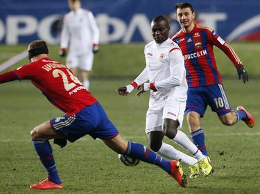 Emmanuel Frimpong wurde vom russischen Verband für zwei Spiele gesperrt