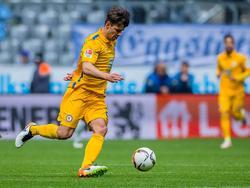 Eintracht Braunschweig verlängert mit Niko Kijewski