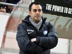 Fehlstart für Bochum-Coach Robin Dutt