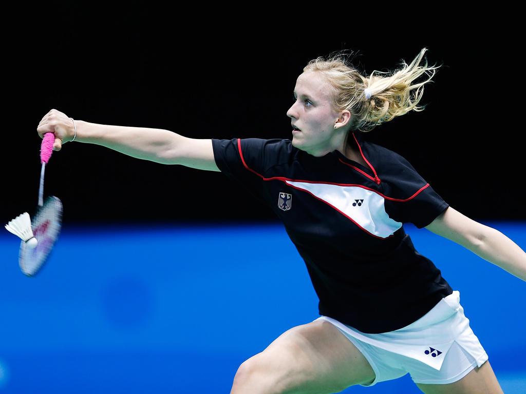 Trotz der Niederlage von Luise Heim gewann das deutsche Team gegen Spanien