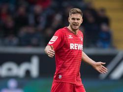 Simon Terodde schaffte mit dem VfB Stuttgart in der letzten Saison den direkten Wiederaufstieg