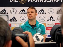 Manuel Neuer äußert sich zum schwachen WM-Auftakt Deutschlands