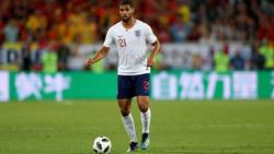 Ruben Loftus-Cheek gehörte zur überraschend erfolgreichen Nationalmannschaft Englands bei der WM in Russland