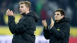 Bei Borussia Mönchengladbach nicht erste Wahl: Christoph Kramer