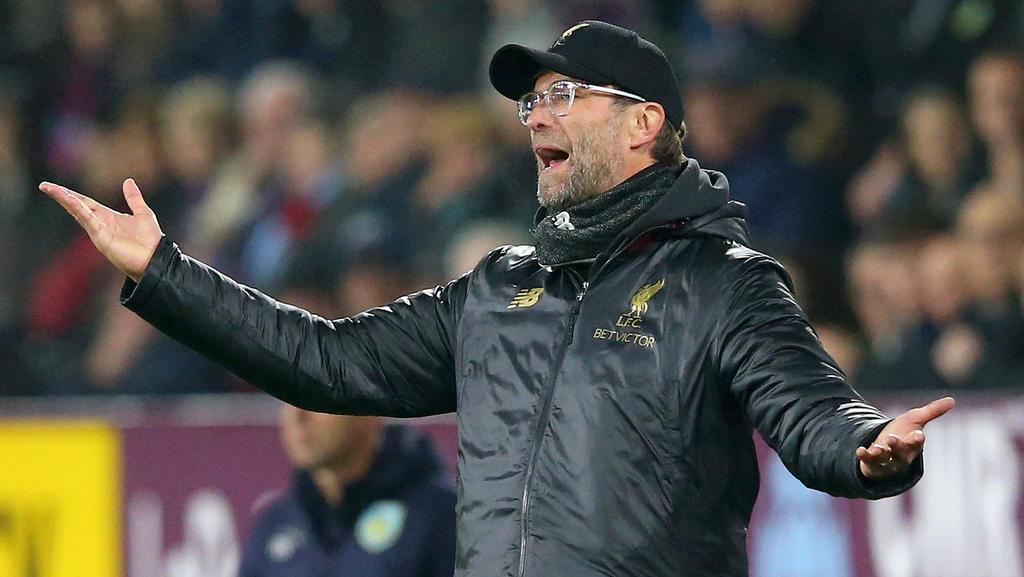 Jürgen Klopp fordert mehr Rücksicht von den Gegnern