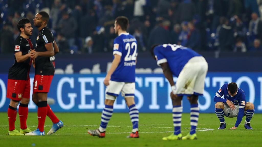 El Schalke es 14º con 15 unidades rozando la zona de descenso. (Foto: Getty)