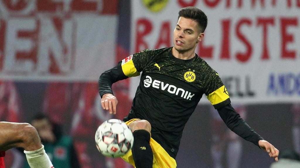 Julian Weigl ist beim BVB zur Zeit wieder ein gefragter Mann - und dazu noch Handball-Fan