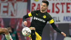 Julian Weigl seguirá de amarillo hasta final de temporada. (Foto: Getty)