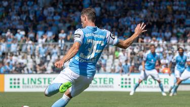 Der TSV 1860 München gewann sein Heimspiel spät