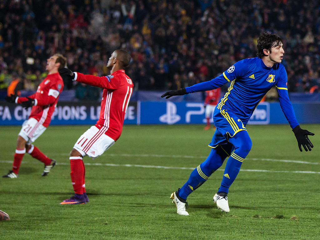 Bayern Gegen Rostov