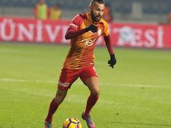 Yasin Öztekin erzielte einen Dreierpack für Galatasaray