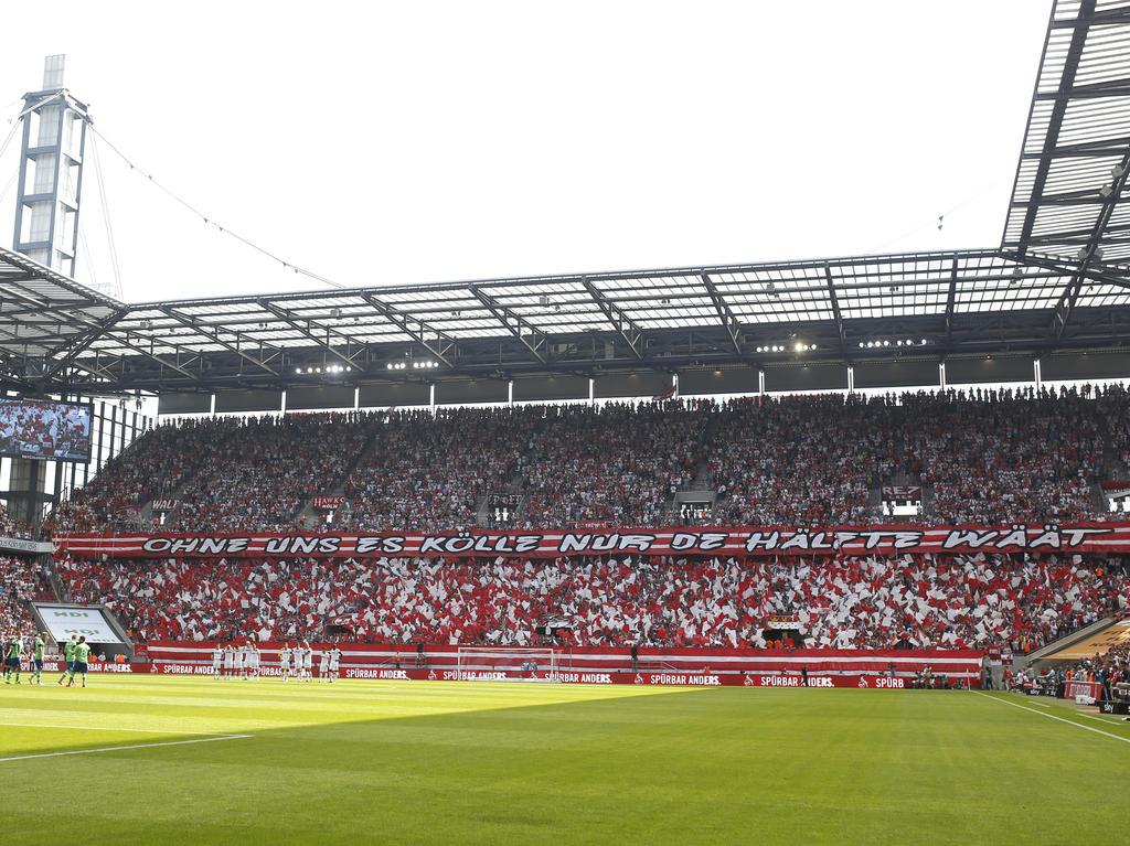 Das Rheinenergie-Stadion soll ausgebaut werden