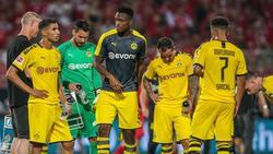 Die Stars des BVB wirkten nach der Niederlage bei Union Berlin ratlos