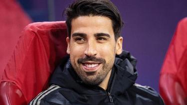 Will sich wieder in die DFB-Auswahl spielen: Sami Khedira