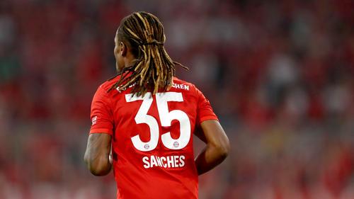 Renato Sanches hatte einen schweren Start beim FC Bayern