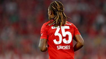 Renato Sanches no ha mostrado su mejor fútbol en Alemania.