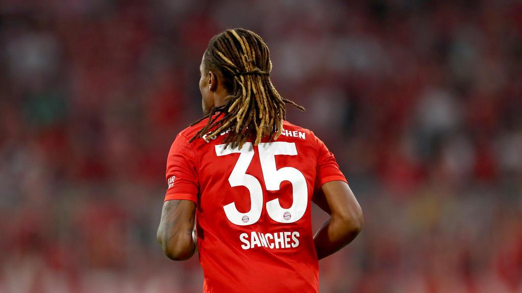 Renato Sanches hat beim FC Bayern derzeit einen schweren Stand