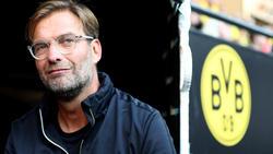 Jürgen Klopp ist beim BVB immer noch ein gern gesehener Gast