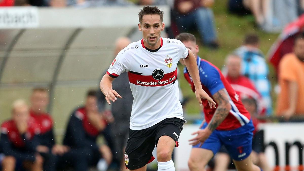 Philipp Klement vom VfB Stuttgart wird beim 1. FC Köln und beim FC Schalke 04 gehandelt