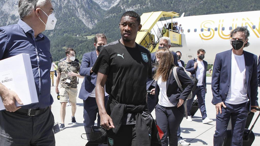 David Alaba ist vom FC Bayern zu Real Madrid gewechselt