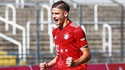 Nemanja Motika glänzt beim FC Bayern II