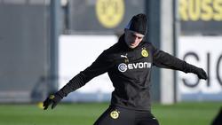 Verlässt Jacob Bruun Larsen den BVB im Winter?
