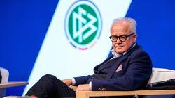 Hält frühere Anstoßzeiten bei Länderspielen für familienfreundlicher: DFB-Präsident Fritz Keller