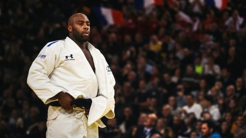 Judoka Teddy Riner war neun Jahre lang ungeschlagen