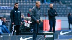 Jürgen Klinsmann ist nicht mehr Trainer von Hertha BSC