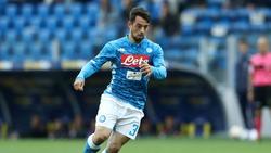 Younes möchte sich wieder beim SCC Neapel empfehlen
