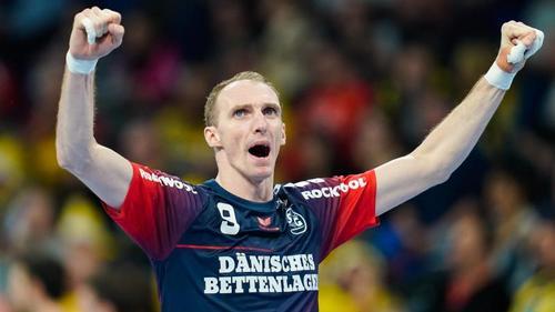 Holger Glandorf beendet seine Karriere