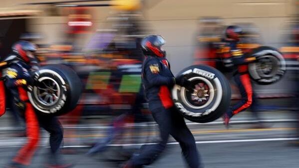 Was das zweite Rennen an einem Ort aufmischen könnte: andere Reifen