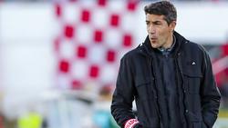 Bot Benfica seinen Rücktritt an: Bruno Lage