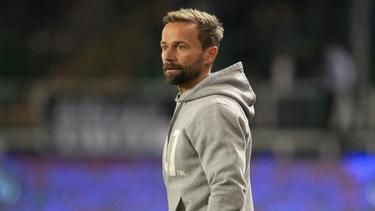 Führte Würzburg zurück in die 2. Liga: Michael Schiele