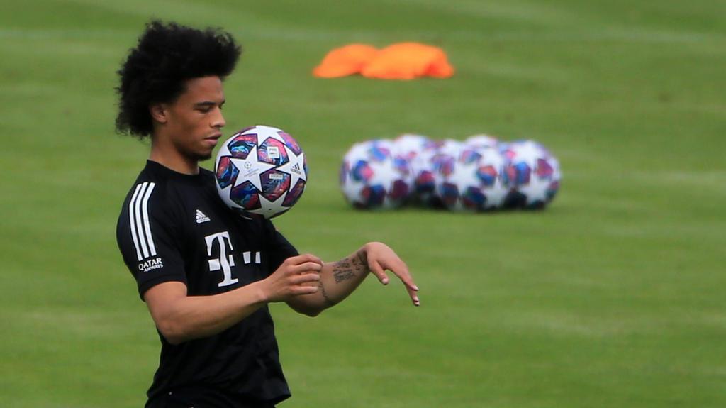 Leroy Sané will beim FC Bayern eine Ära prägen