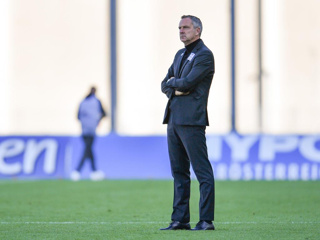 Dominik Thalhammer will mit dem LASK erfolgreich in die Saison starten