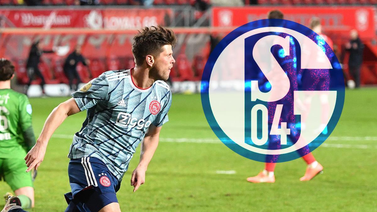 Klaas-Jan Huntelaar wird demnächst womöglich wieder für den FC Schalke 04 auf Torejagd gehen
