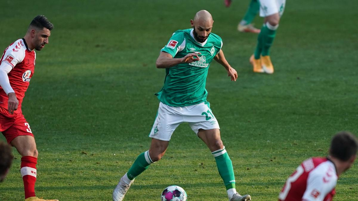Ömer Toprak ist der Turm in der Abwehr bei Werder Bremen