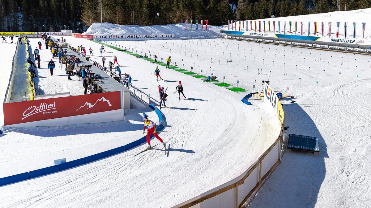 Beim Biathlon-Weltcup in Nove Mesto gab es zwei Corona-Fälle