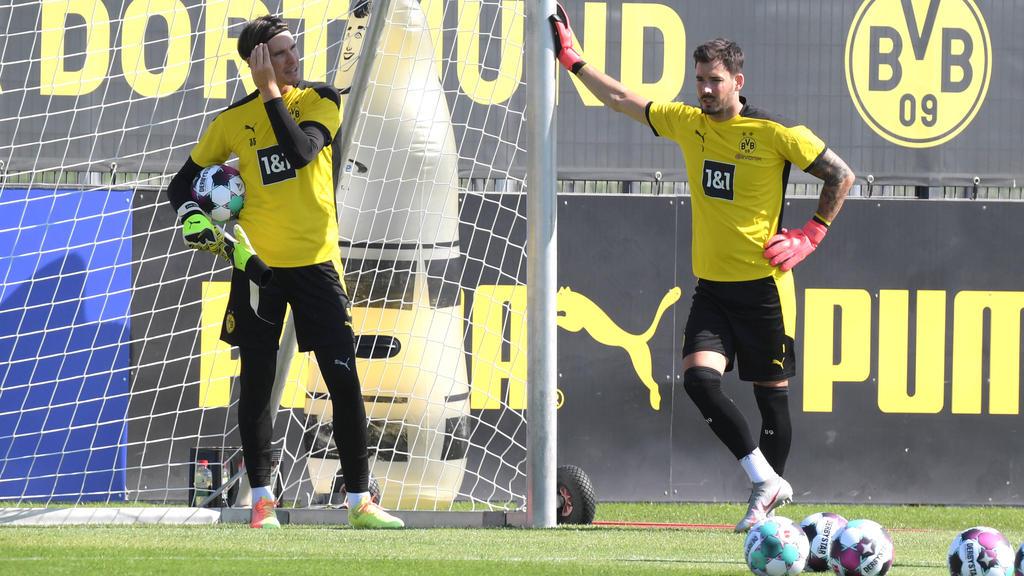 BVB: Roman Bürki offenbar vor dem Aus - sport.de