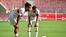 Stehen noch beim VfB Stuttgart unter Vertrag: Gonzalo Castro (r.) und Daniel Didavi