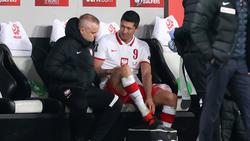 Polen und der FC Bayern sorgen sich um Robert Lewandowski
