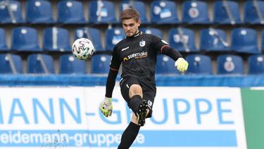Morten Behrens wechselt in die 2. Liga