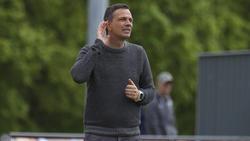 Christian Preußer trainiert Fortuna Düsseldorf künftig