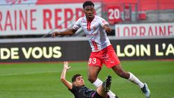 Christopher Wooh steht vor einem Wechsel zu Eintracht Frankfurt