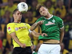 Borussia Dortmund schlägt Werder Bremen mit 1:0